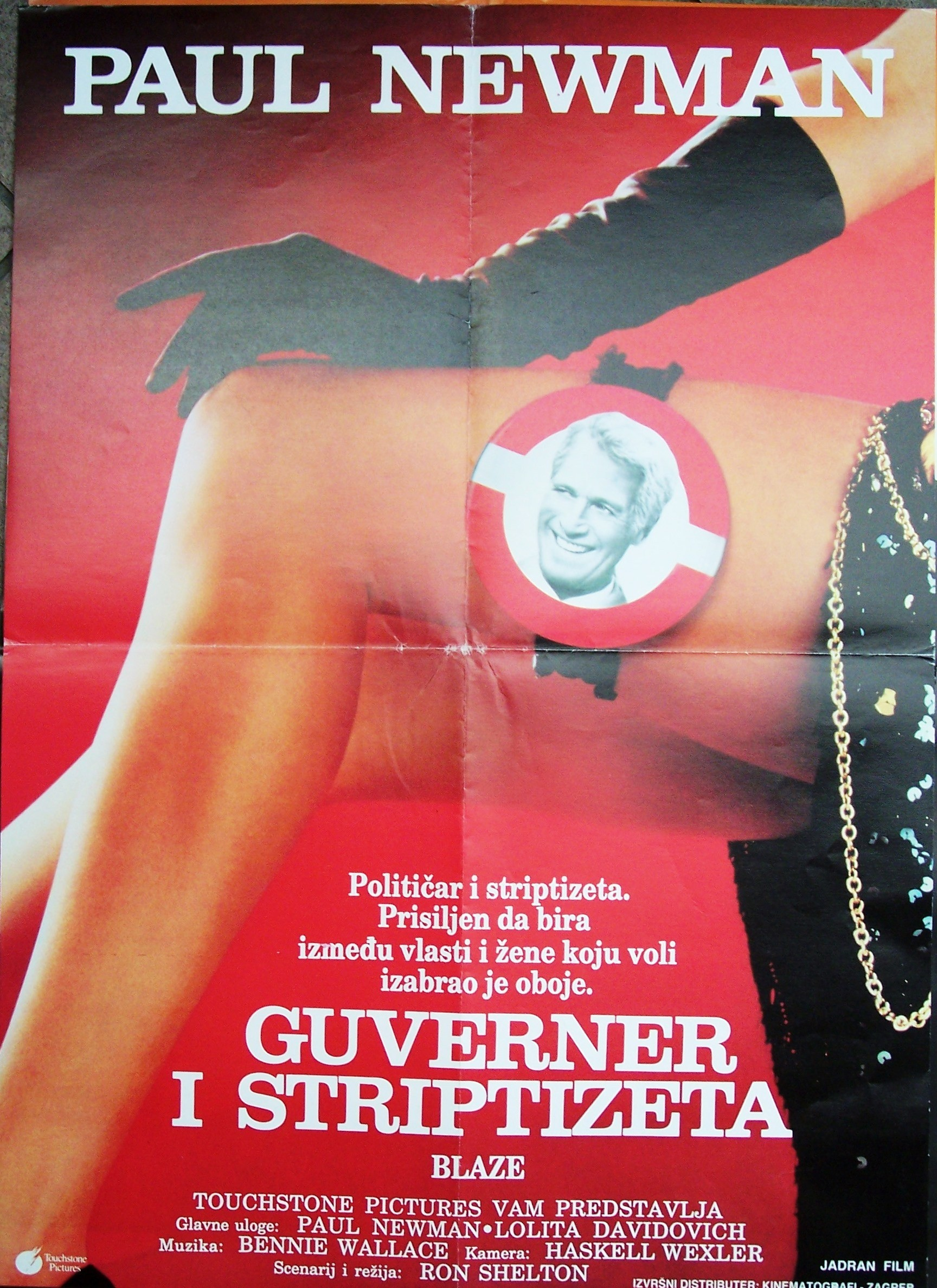 Guverner I Striptizeta