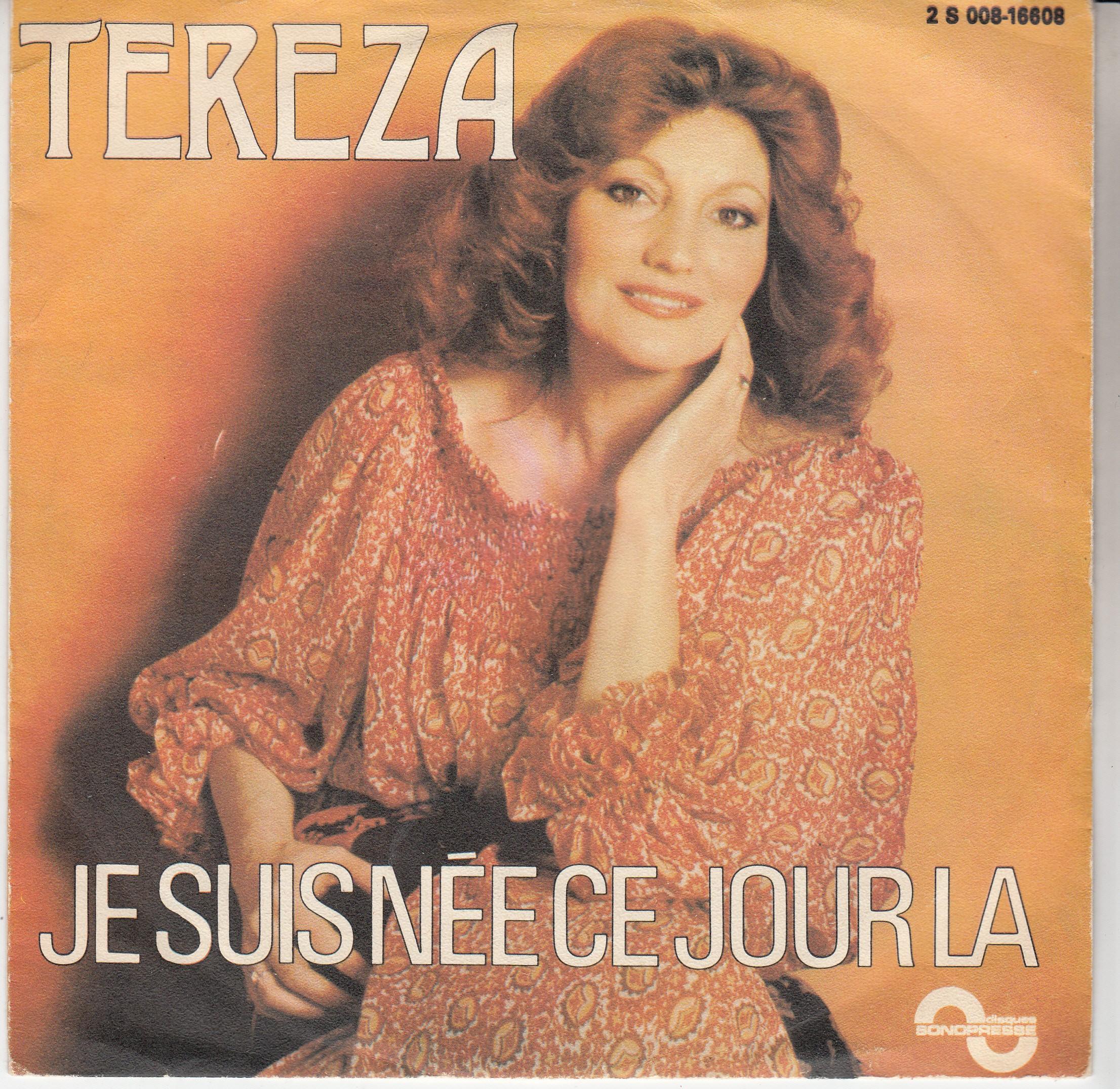 Kesovija Tereza - Je Suis Nee Ce Jour La/dizzy My Love
