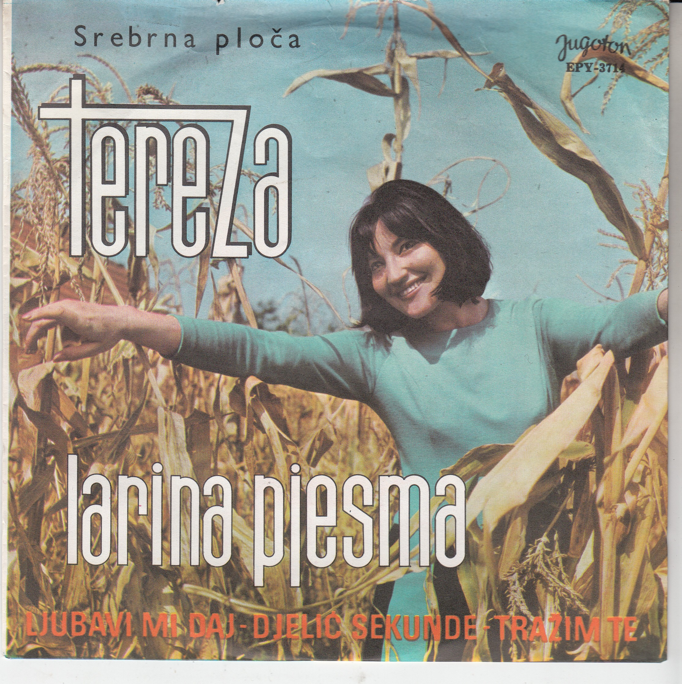Kesovija Tereza - Larina Pjesma/ljubavi Mi Daj/djelic Sekunde/trazim Te