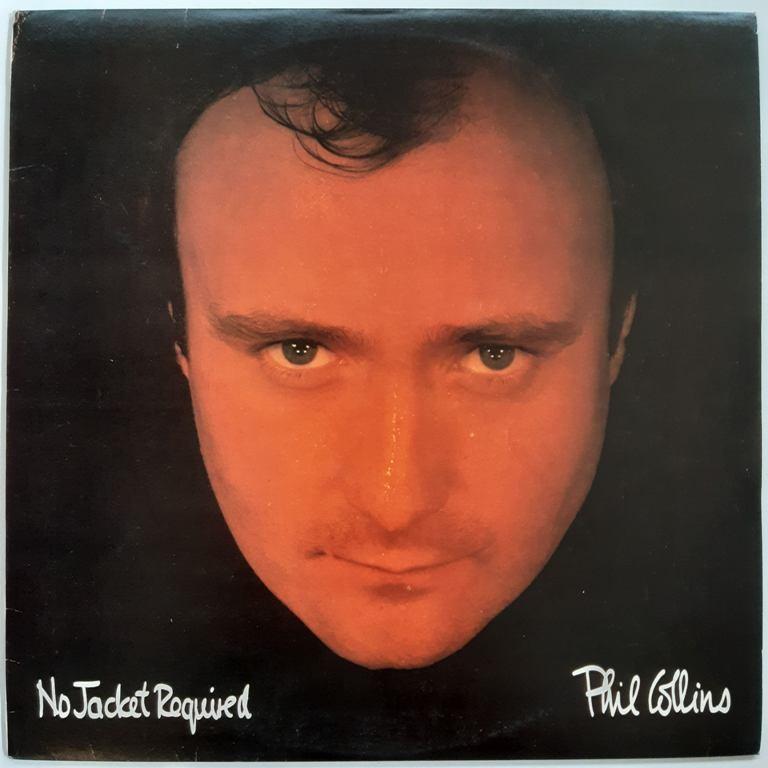 Collins Phil Ex-Genesis - No Jacket Required