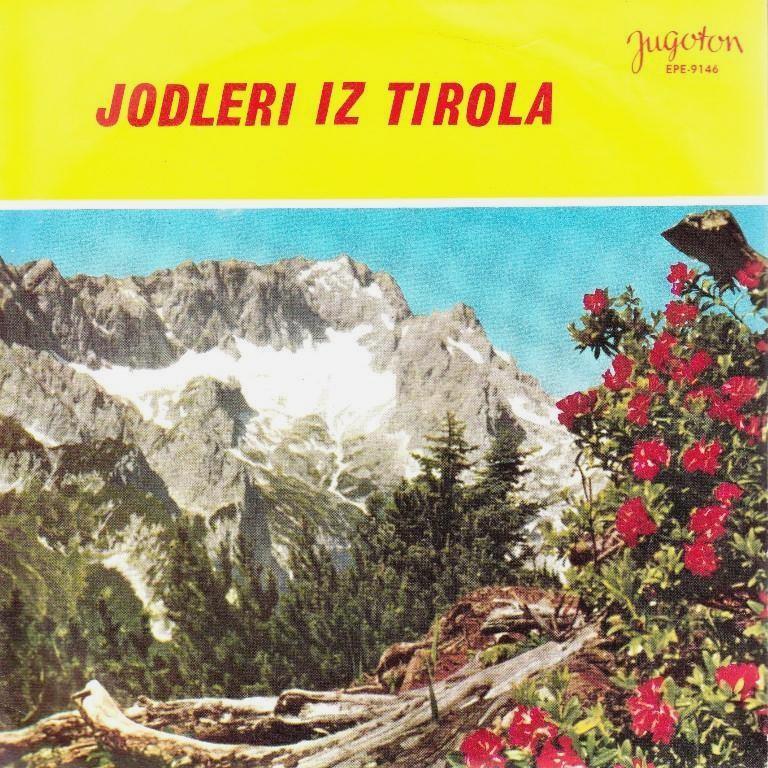 Various Artists - Jodleri Iz Tirola