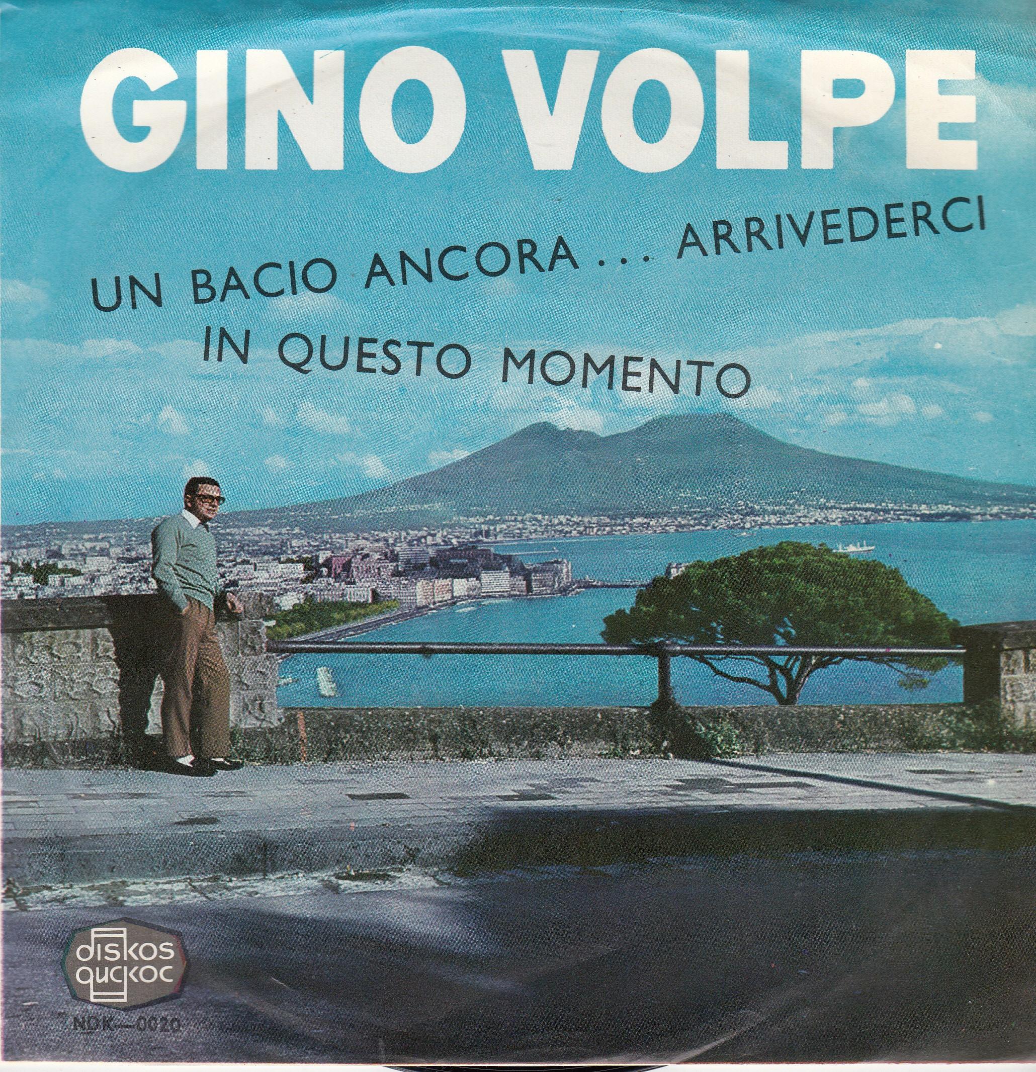 Volpe Gino - In Questo Momento/un Bacio Ancora Arrivederci