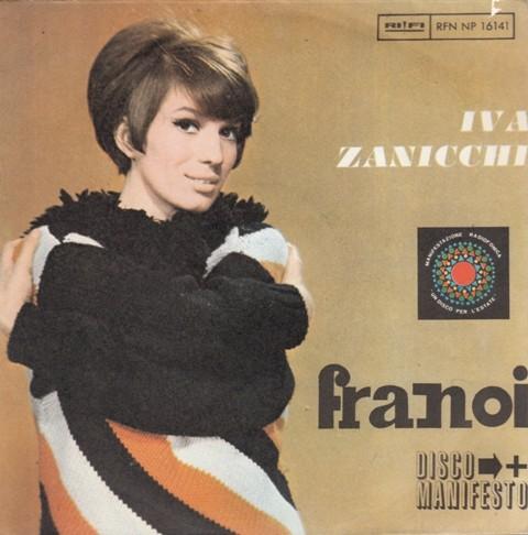 Zanicchi Iva - Franoi/gold Snake