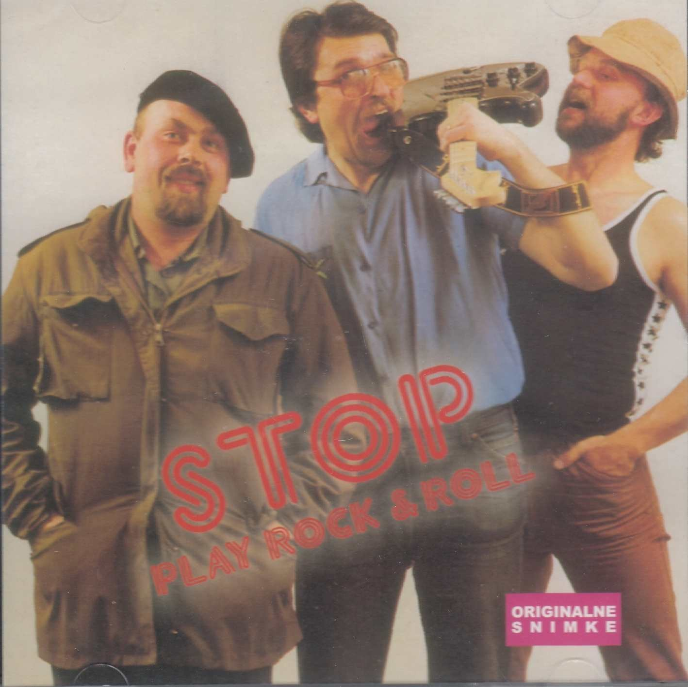 Stop - Play Rock Roll