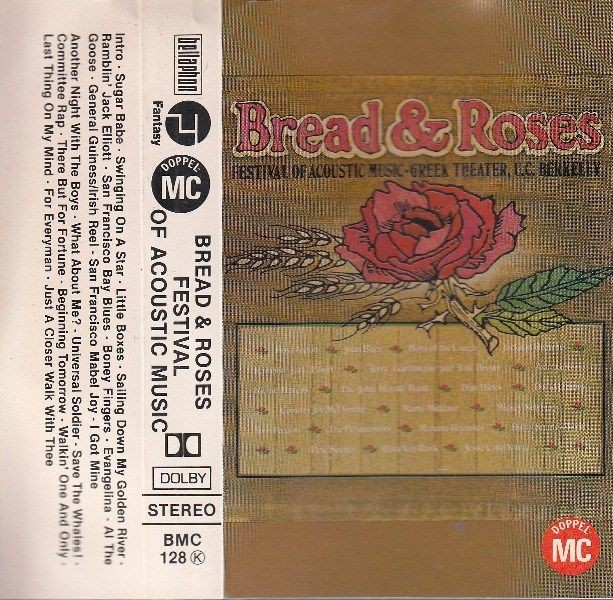 Various Artists - Bread Roses - Festival Of Acoustic Music