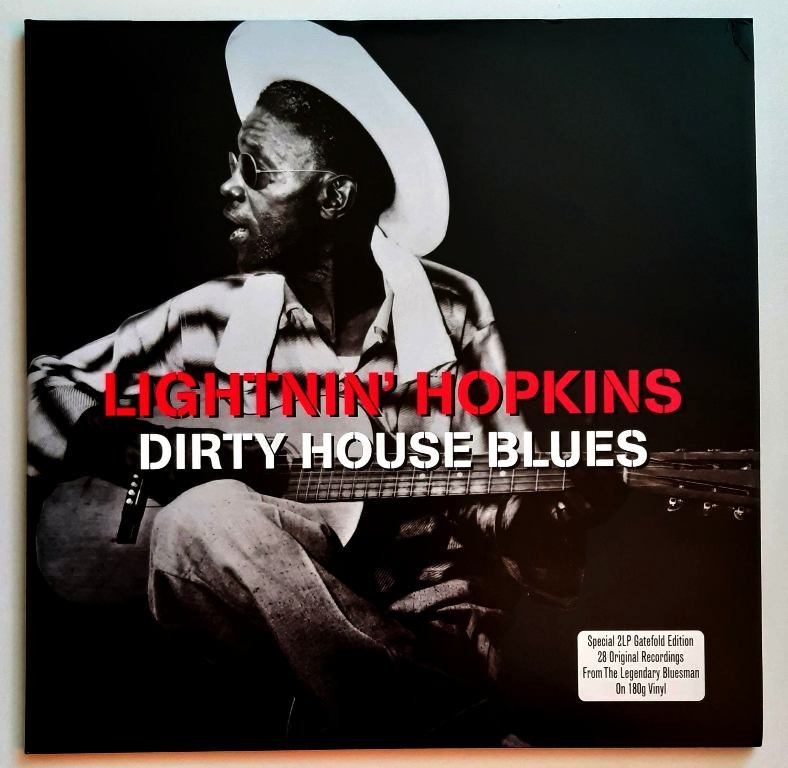 Hopkins Lightnin - A Legend In His Own Time - Anthology Of The Blues