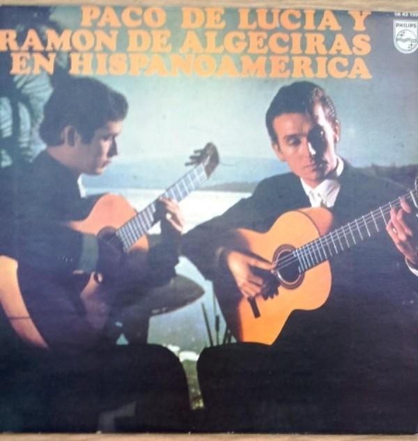 De Lucia Paco Ramon De Algeciras - En Hispanoamerica