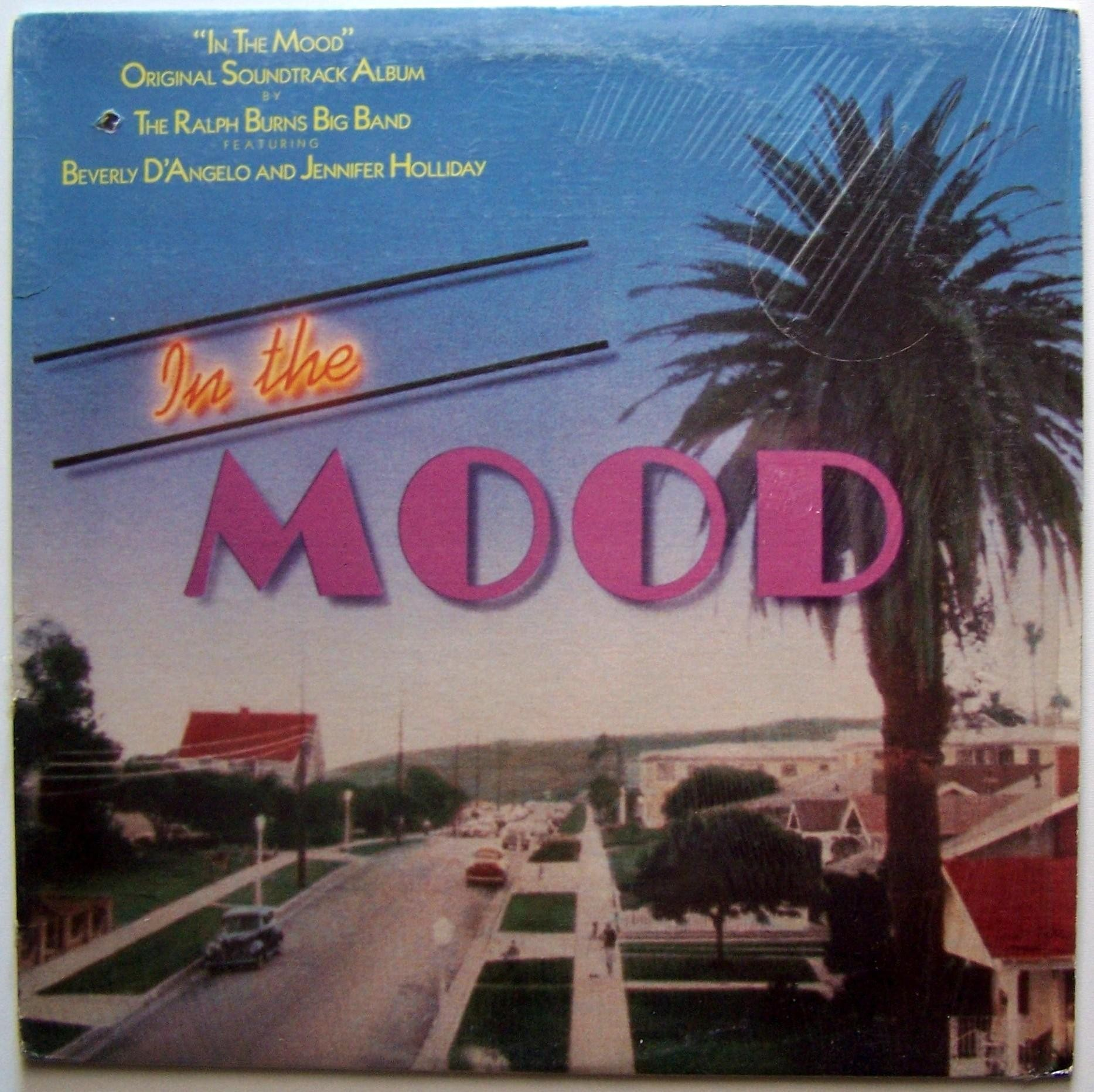 Various Artists - In The Mood The Ralph Burns Big Band Beverly Dangelo Jennifer Holliday Etc