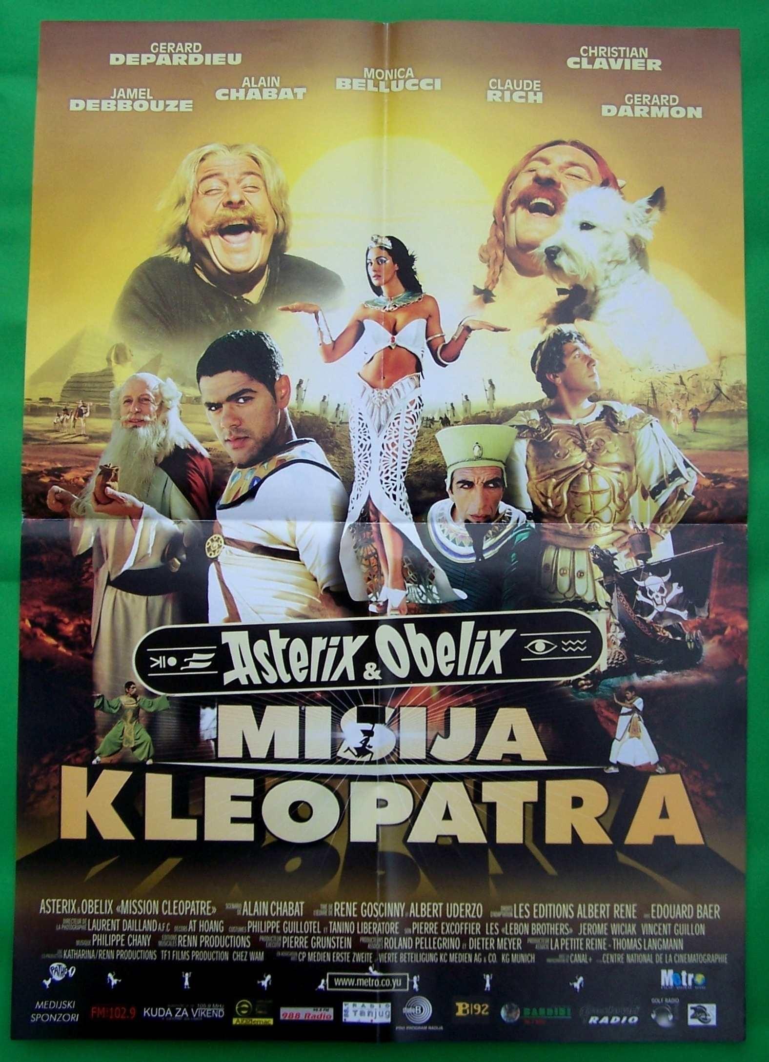 Asterix Obelix - Misija Kleopatra