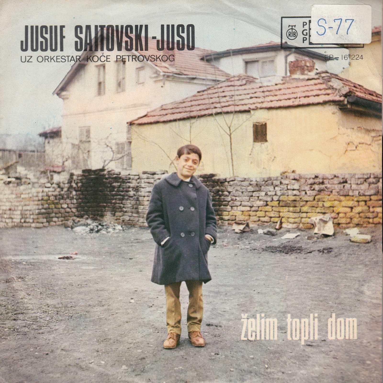 Saitovski-Juso Jusuf Orkestar Koce Petrovskog - Zelim Topli Dom/krusevsko Oro/vragolan/pevaj Cigance