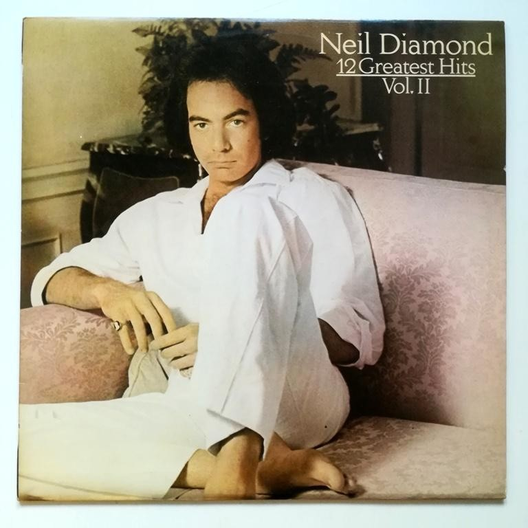 Diamond Neil - 12 Greatest Hits Vol Ii