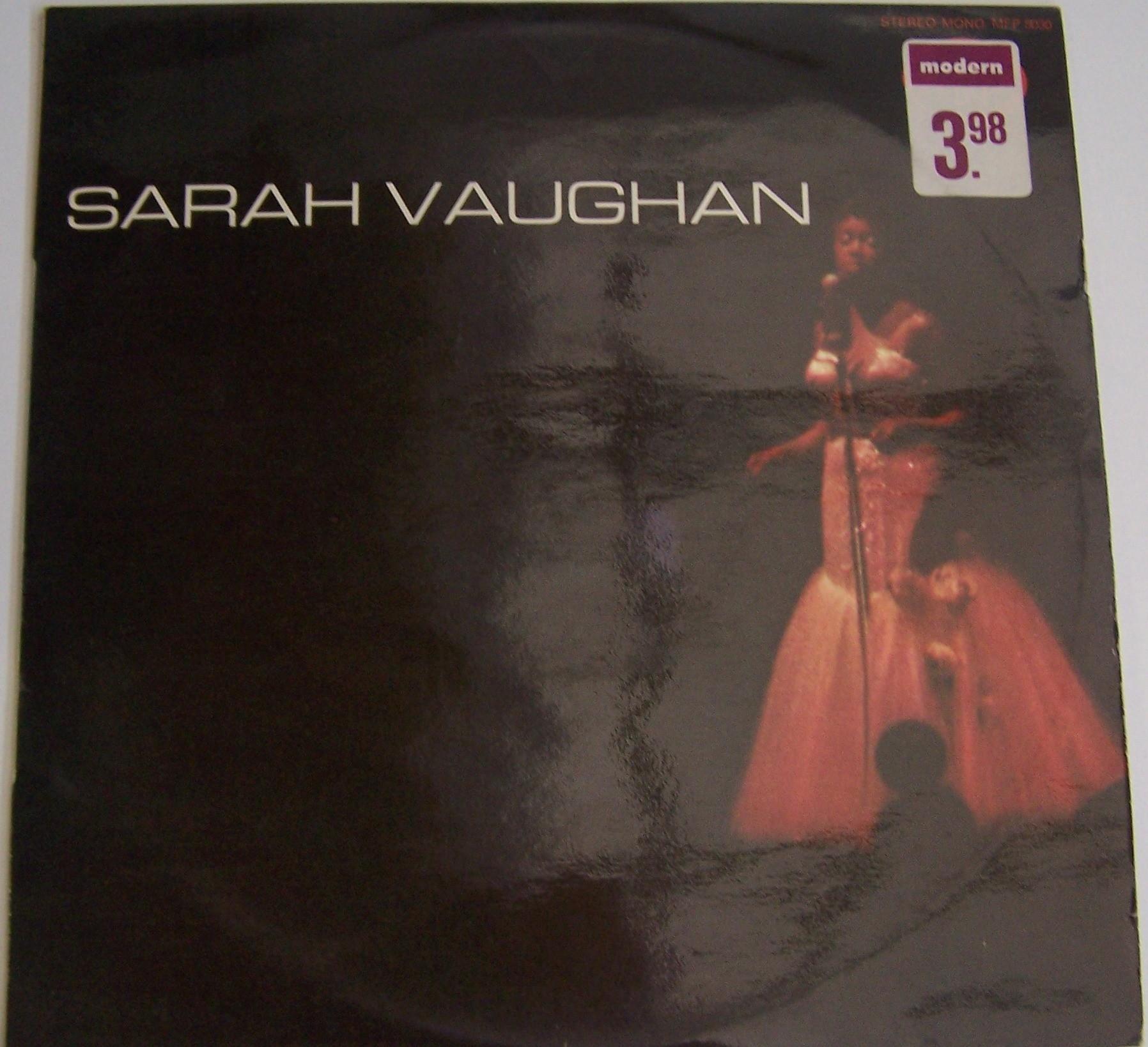 Vaughan Sarah - Sarah Vaughan