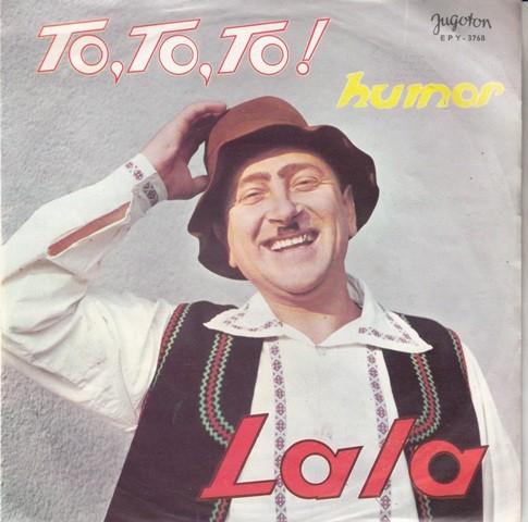 Kokic Slavko - Lala I Sosa/lala Na Audiciji