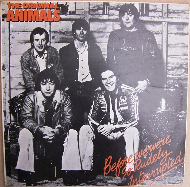 Animals - Before We Were So Rudely Interrupted