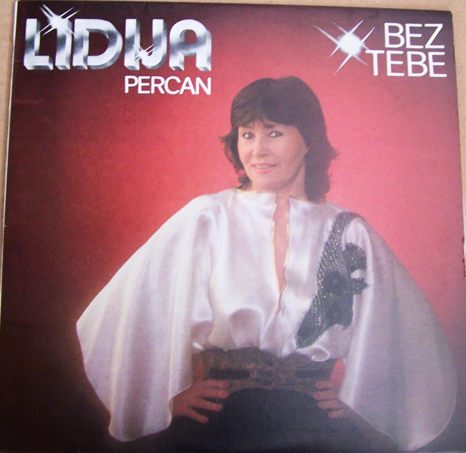 Percan Lidija - Bez Tebe
