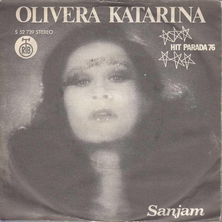 Olivera Katarina - Sanjam/bilo Je Tako Lepo Sve