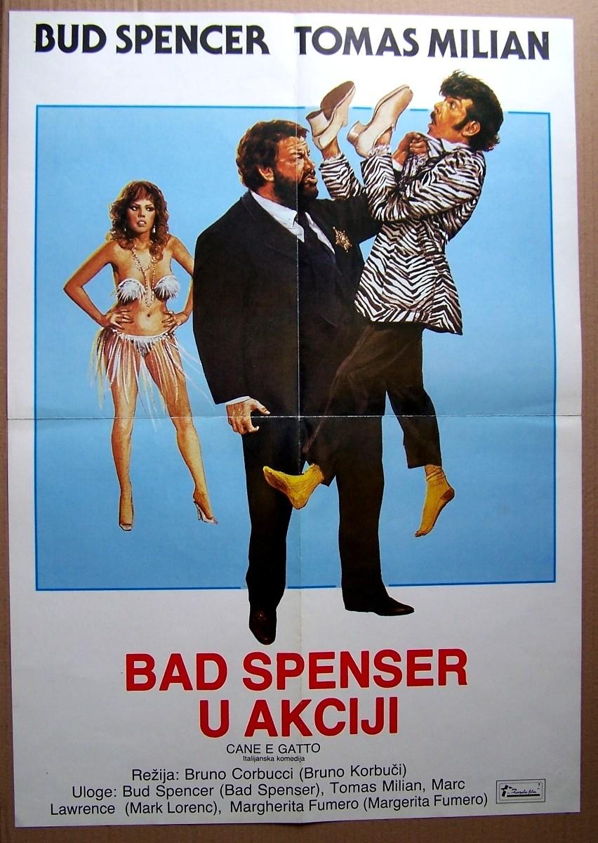 Bad Spenser U Akciji