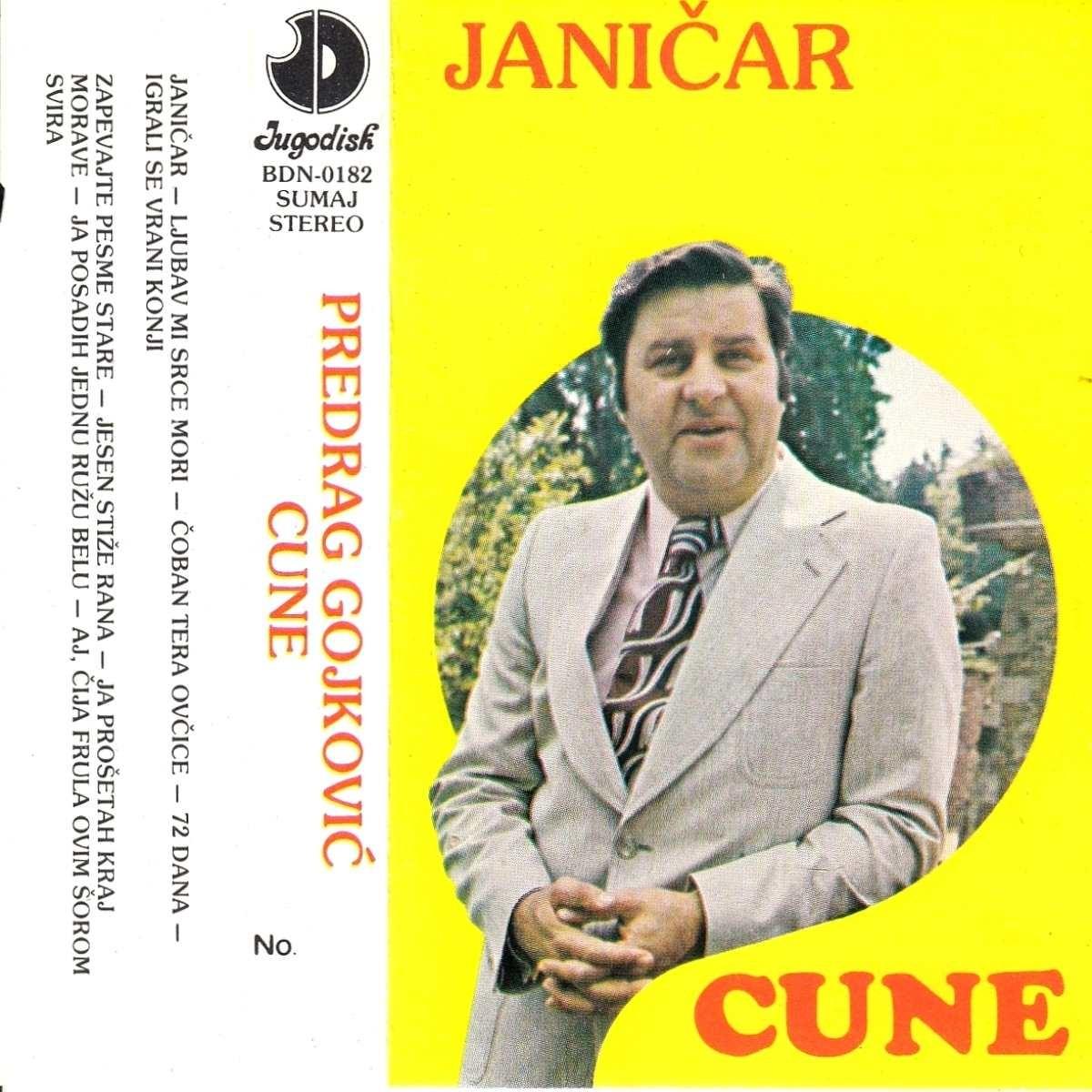 Gojković Predrag Cune - Janičar