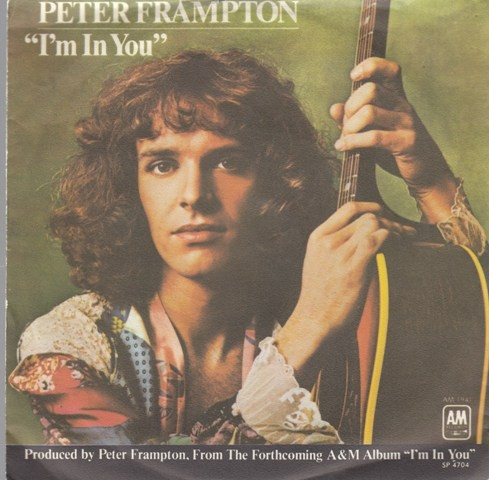 Frampton Peter - Im In You/stthomasKnow How I Feel