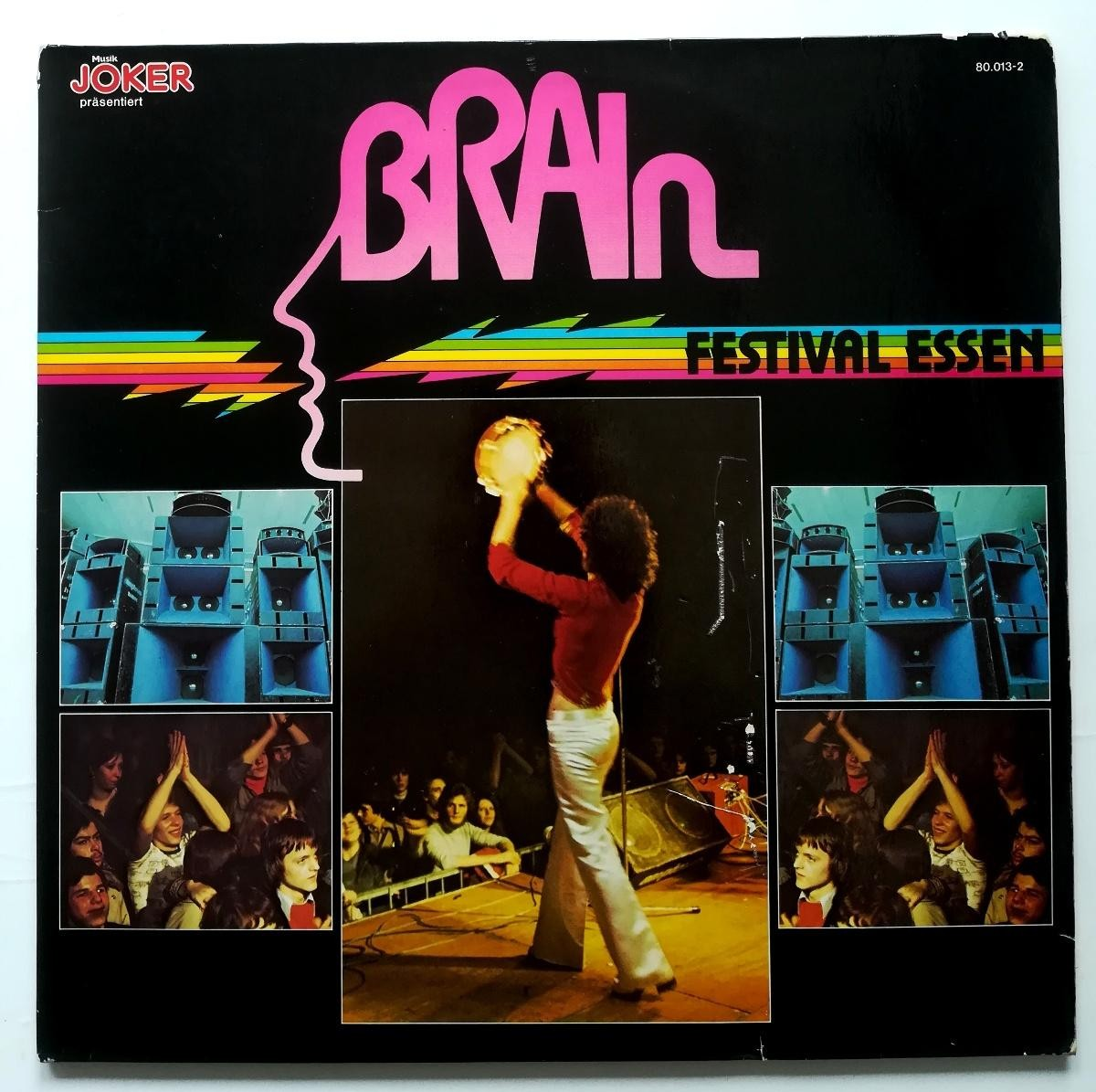 Various Artists - Brain Festival Essen Ii