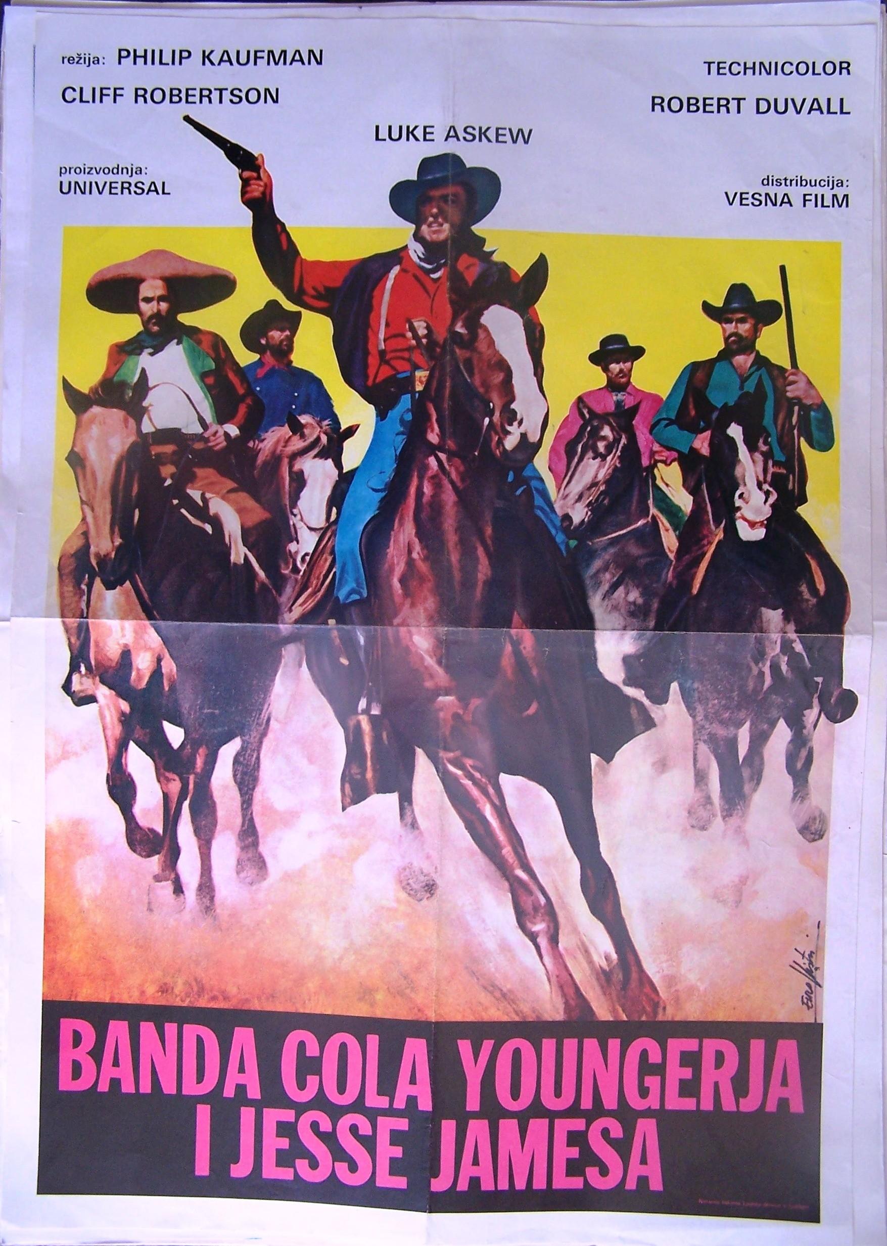 Banda Cola Youngerja I Jesse Jamesa