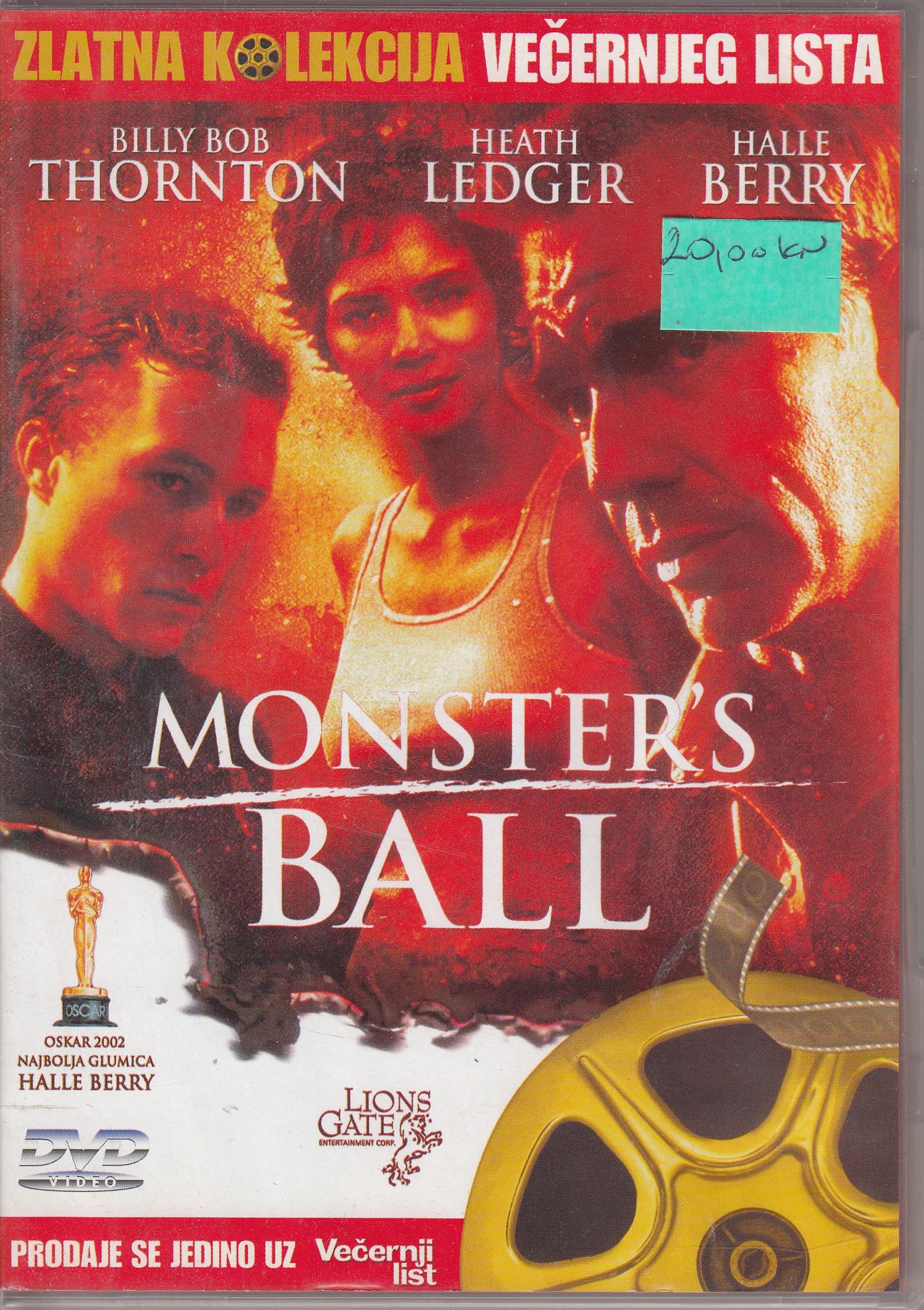 Monsters Ball - Billy Bob Thornton
