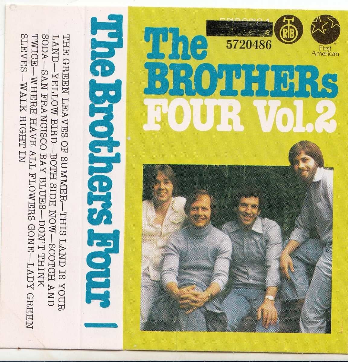 Brothers Four - Brothers Four Vol2