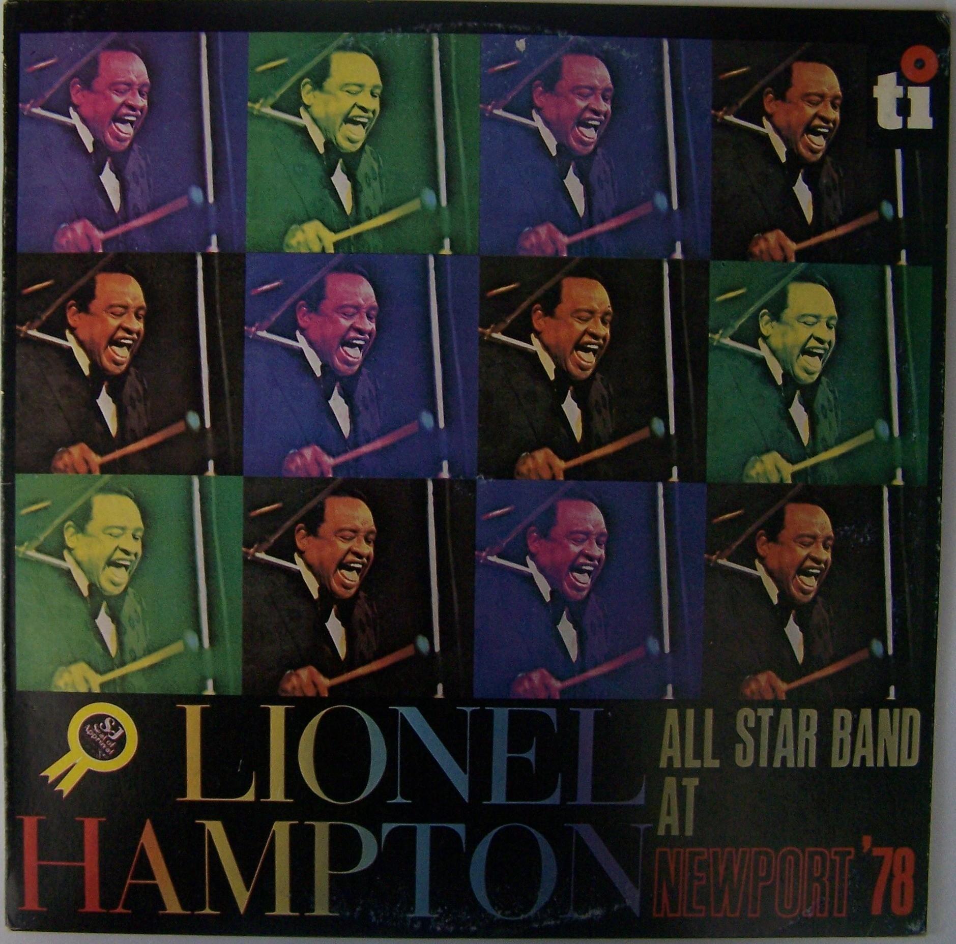 Hampton Lionel All Star Band - At Newport 78