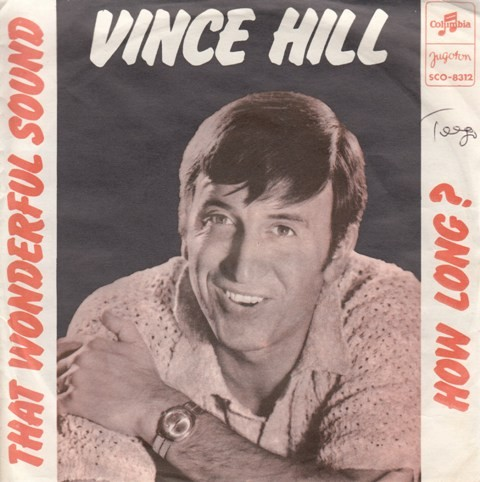 Hill Vince - That Wonderful Sound/how Long