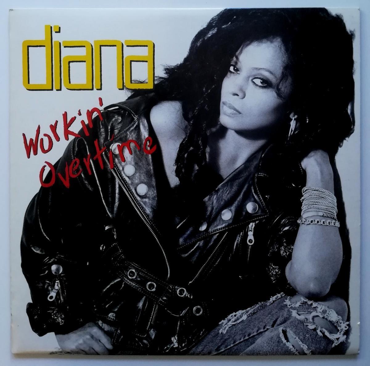 Ross Diana - Workin Overtime