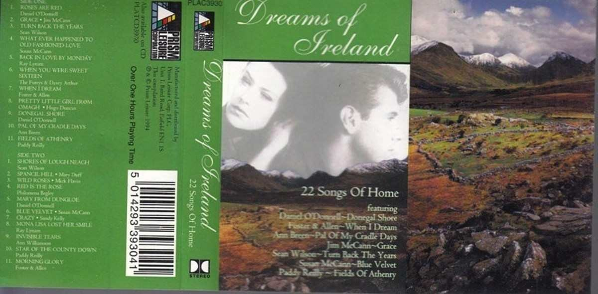 Various Artists - Dreams Of Ireland - 22 Songs Of Home