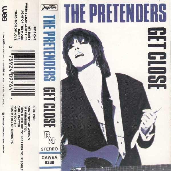 Pretenders - Get Close