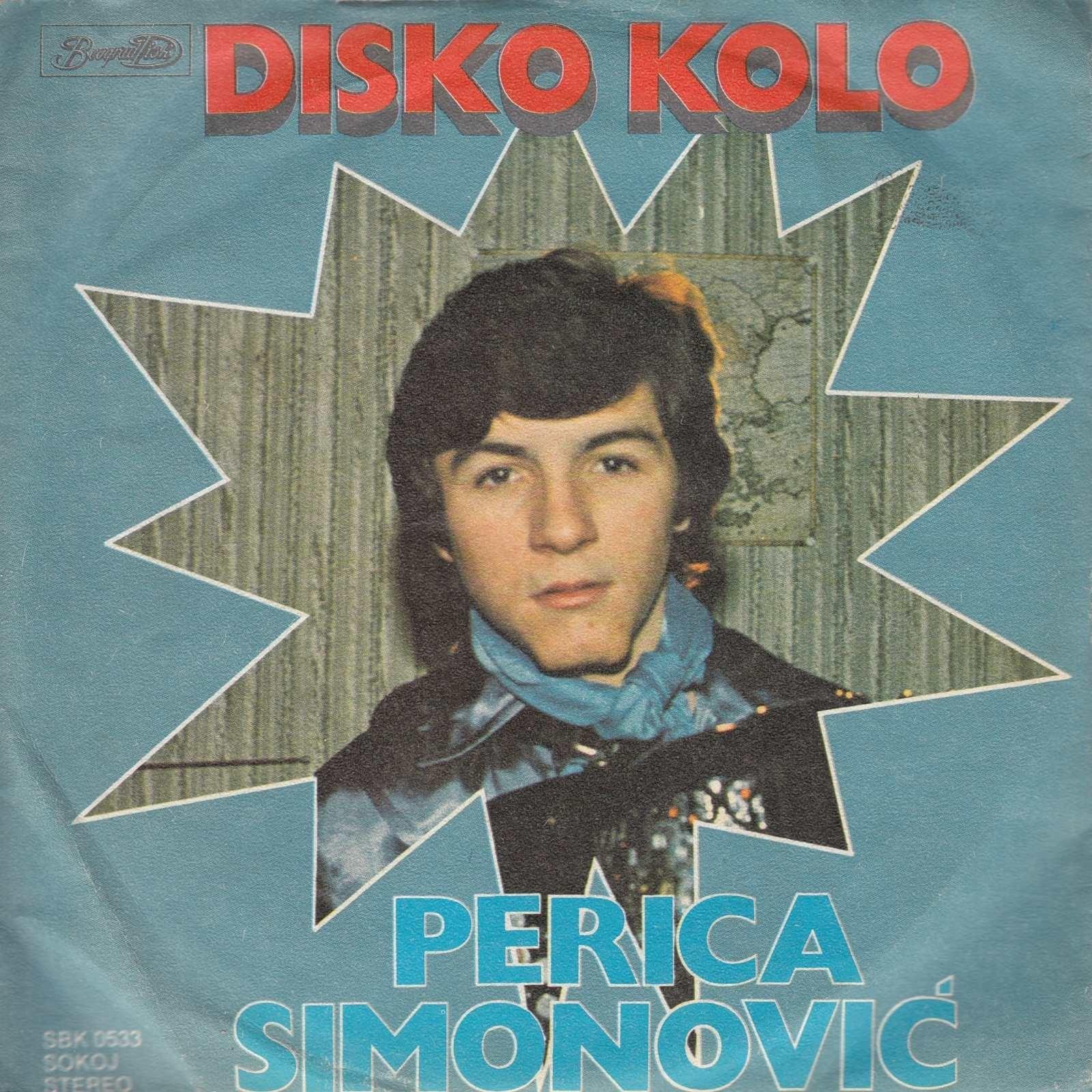 Simonovic Perica Grupa peca I Deca - Disko Kolo/krajinski Vez