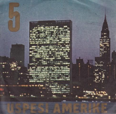 Fishers/joe Adams/billy Andrews - Uspesi Amerike 5 - Youve Got Your Troubles/houston/cara Mia/i Am Henry Viii I Am
