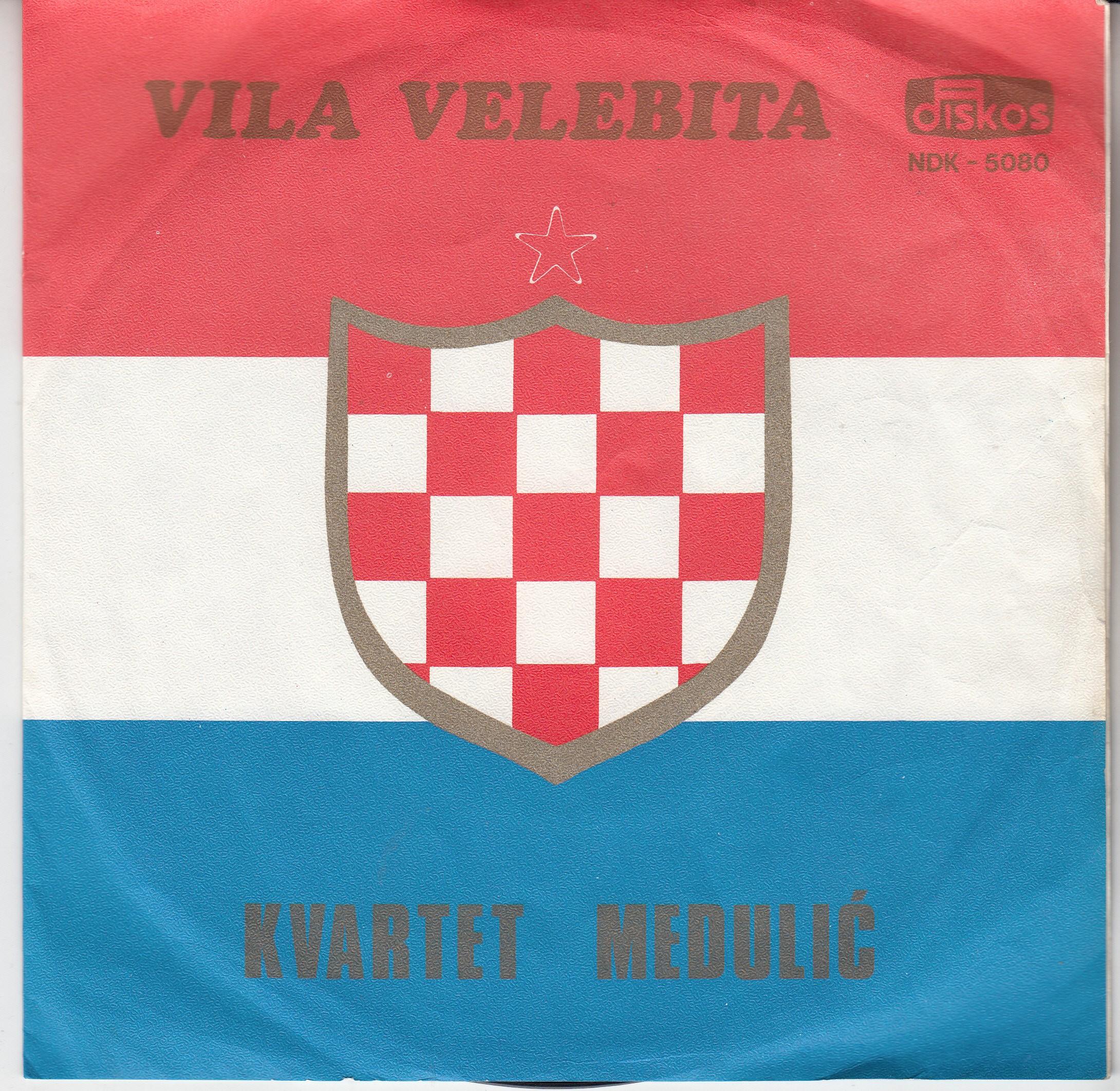 Kvartet Medulic - Vila Velebita/junak Iz Like