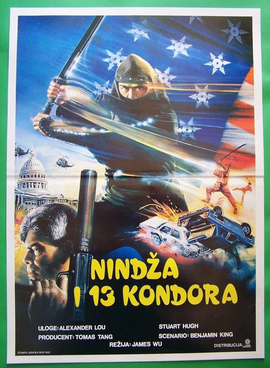 Nindža I 13 Kondora