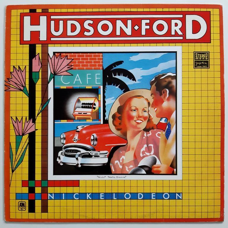 Hudson - Ford - Nickelodeon