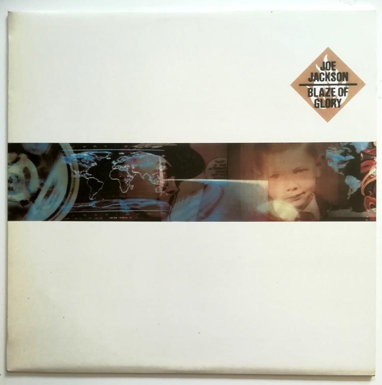 Jackson Joe - Blaze Of Glory