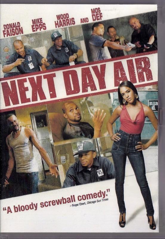 Next Day Air - Nema Hrvatski Title - Donald Faison