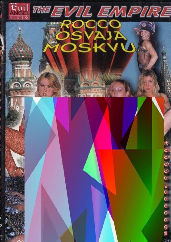Rocco Osvaja Moskvu - Rocco Siffredi