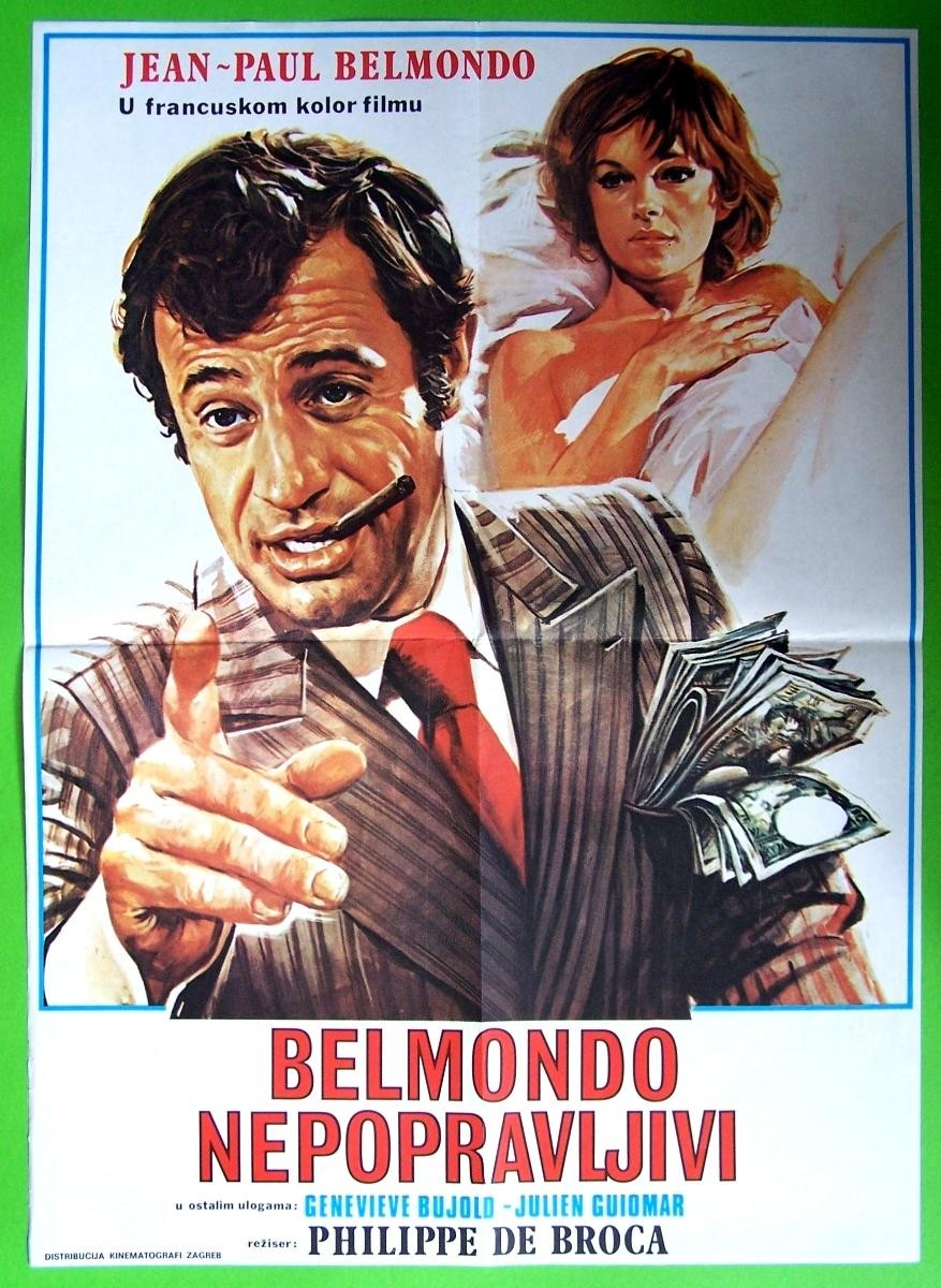 Belmondo Nepopravljivi