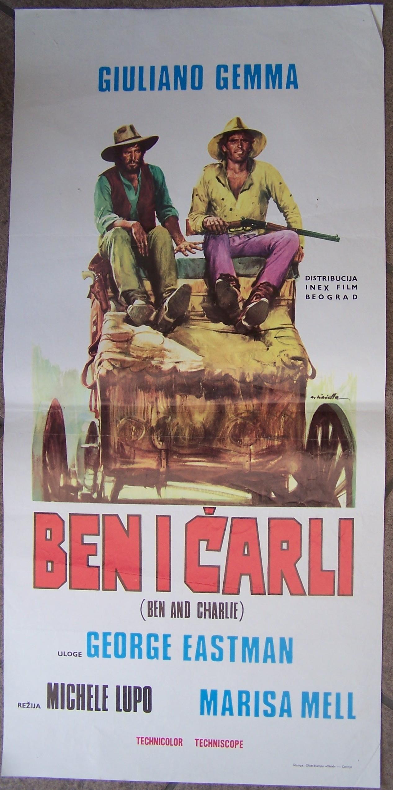 Ben I Čarli