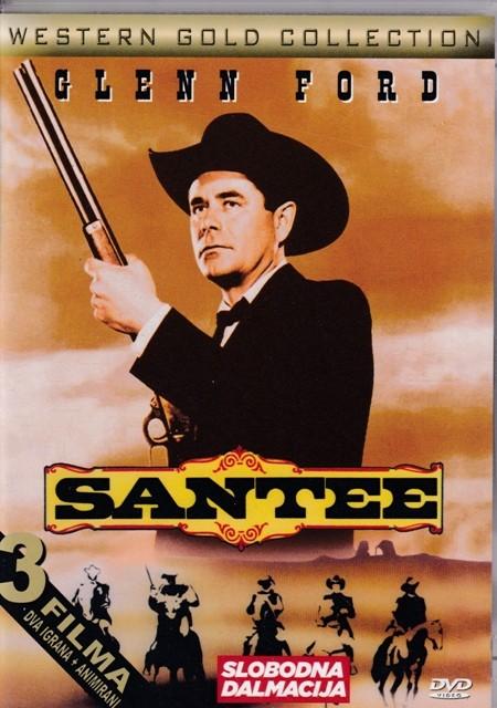 Santee - Glenn Ford