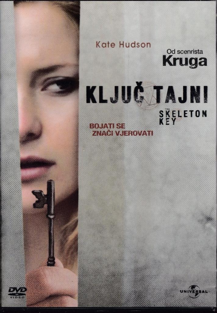 Ključ Tajni - Katy Hudson