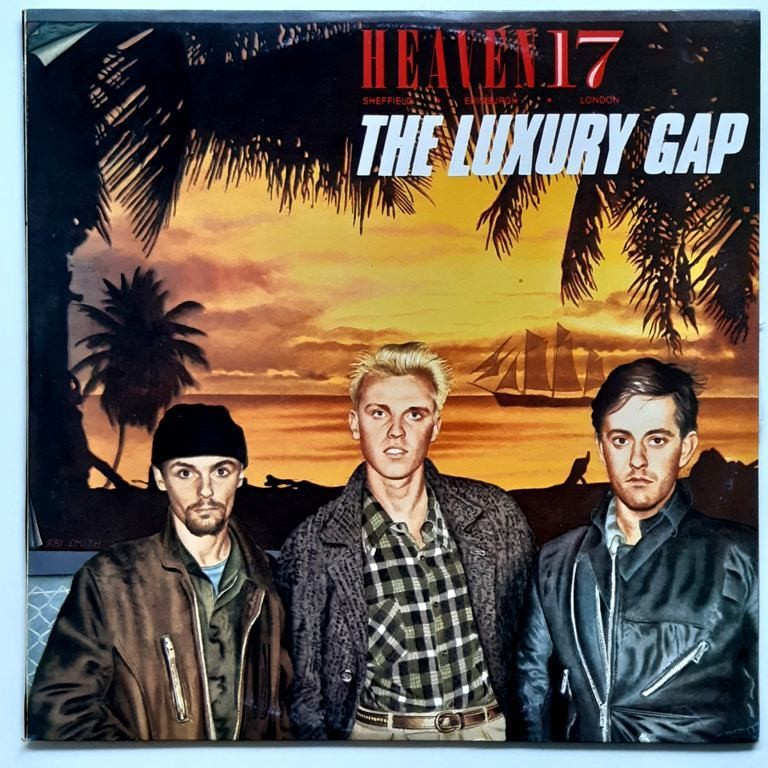 Heaven 17 - Luxury Gap