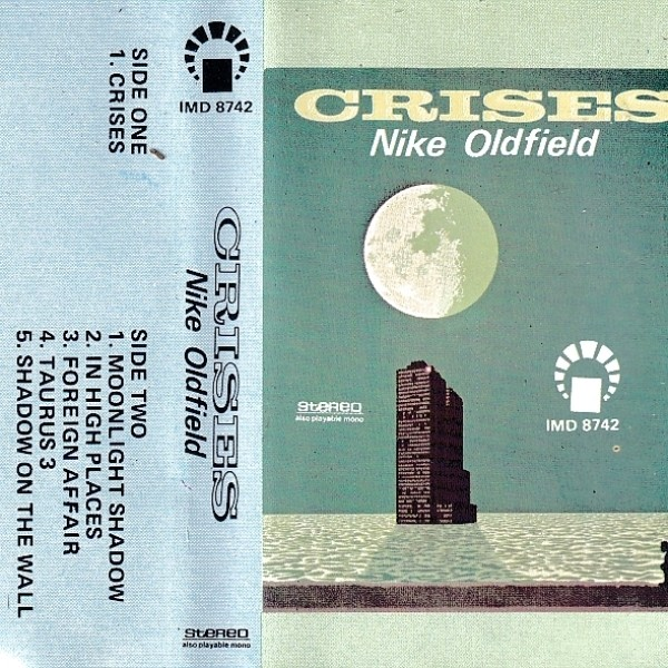 Oldfield Mike - Crises