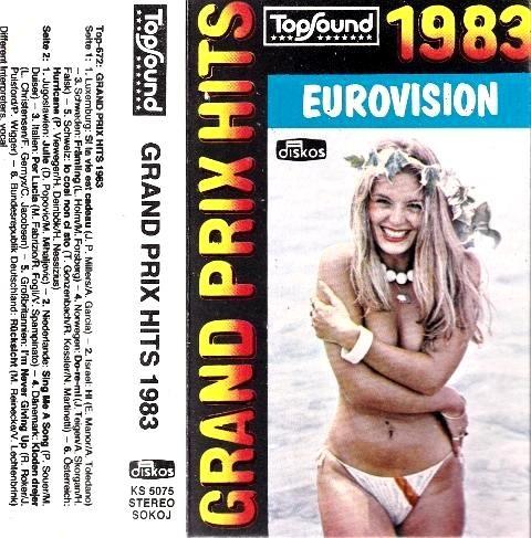 Various Artists - Grand Prix Hits 1983 - Eurovision