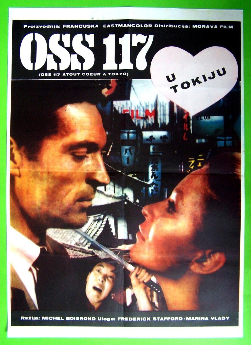Oss 117 U Tokiju