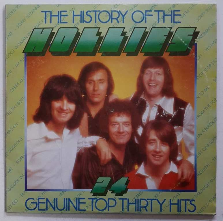 Hollies - History Of The Hollies - 24 Genuine Top Thirty Hits