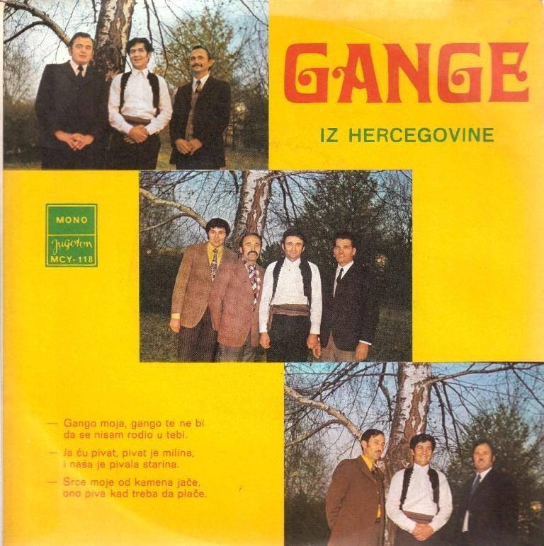 Various Artists - Gange Iz Hercegovine